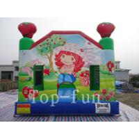 Wholesale Children Customized Inflatable Jumping Castle CE / UL Blower For Indoor / Outdoor from china suppliers