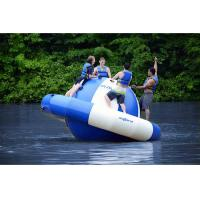 Wholesale 4 Rriders Water Park Equipment inflatable Saturn Rocker / Water Revolving Saturn from china suppliers