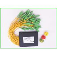 Wholesale 1x64 Ports fiber optic cable splitter 100cm / plc splitter module from china suppliers