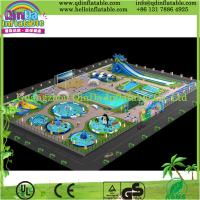 Wholesale Hot Steel Frame Swimming Pool for Water Park from china suppliers