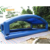 Wholesale Rent Children Inflatable Water Pool With 0.99mm PVC For Outdoor Entertainment from china suppliers