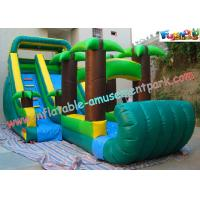 Wholesale Renting Advertising Inflatable Commercial Inflatable Slide Games for children party from china suppliers