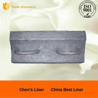 Wholesale Steel Shell Mill Liners High Efficiency Hardness HRC33-43 Checked by UT Test from china suppliers