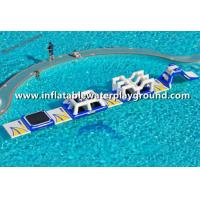 Wholesale Huge Inflatable Water Park Rentals , Inflatable Water Sports For Kids Party from china suppliers