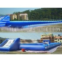 Wholesale Inflatable football field,inflatable bouncer,inflata from china suppliers