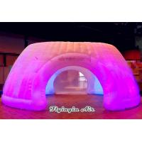 Wholesale 8m Advertising Inflatable Tent with Lights for Party, Wedding and Exhibition from china suppliers