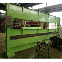 Wholesale Ibr Corrugated Roof Sheet Metal Decoiler , Hydraulic Bending Machine from china suppliers