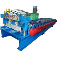 Wholesale Standing Seam Roll Forming Machine Joint Hidden Forming Machine With 380v Voltage from china suppliers