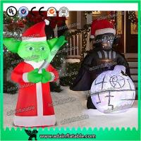 Wholesale Christmas Decoration Inflatable Cartoon Customized Star War Cartoon Inflatable from china suppliers