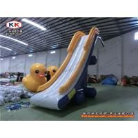 Wholesale Air Tight Yacht Inflatable Pool Water Slide blow up For Boat from china suppliers