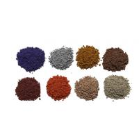 Wholesale Low Density Colored Rubber Granules With Virgin EPDM Polymers 0.5-2mm , 1-3mm from china suppliers