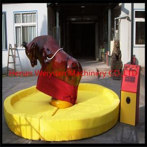 China Bull Rodeo Simulator Adult Entertainment Machine on sale