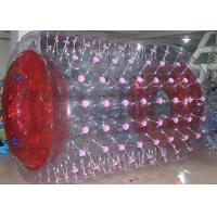 Wholesale Aqua Water Roller Inflatable Hamster Balls The Colorful Dots To Connection from china suppliers