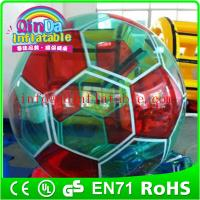 Quality Super quality water bubble ball Inflatable water walking ball walk on water ball for sale