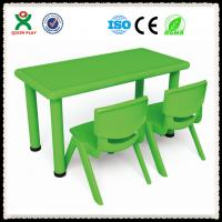 Wholesale Classroom Furniture Used Children Plastic Table Chairs For Sale Cheap Price Tables QX-194F from china suppliers