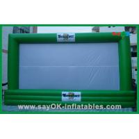China Waterproof Commercial Inflatable Movie Screen , Outdoor Inflatable Movie Theater on sale