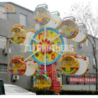 Wholesale Clock Style Kids Ferris Wheel Ride 5kw Customized Color 4 M * 6 M Area from china suppliers
