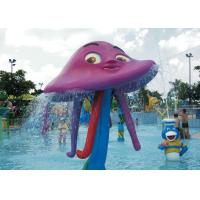 Wholesale Octopus Water Park Sprinklers Flower Toys from china suppliers