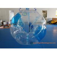 China TPU Inflatable bubble football , 1.5m Bumper Human Body Zorb Football on sale