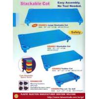 Wholesale School Furniture - Stackable Cot, Toddler Sheet from china suppliers
