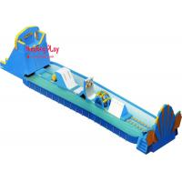 Wholesale Commercial Toddle Inflatable Water Slide With Splash Pool 1000*400*800cm from china suppliers