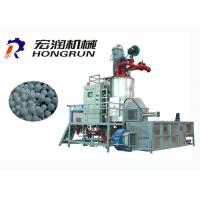 Buy cheap Batch Type Eps Pre Expander Machine , Expanded Polystyrene Machinery Anti from wholesalers