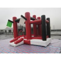 Wholesale Hansel PVC Tarpaulin Jungle Inflatable Bouncer House for Sale from china suppliers