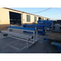 Wholesale Panasonic PLC Automatic Wire Mesh Welding Machine For Fence Mesh from china suppliers
