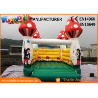 Wholesale Small ChildrenInflatableBounce Houses Bouncer Combo With Digital Printing from china suppliers