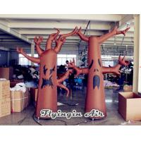 Quality Customized Inflatable Monster Tree for Halloween Party and Night for sale