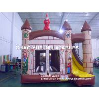Wholesale Church'S Inflatable Bouncy Castle , Inflatable Bouncer Slide Combo For Water Park from china suppliers