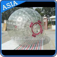 Wholesale 1.0mm PVC Inflatable Zorb Ball With One Entrance and Plug from china suppliers