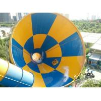 Wholesale Customized Super Tornado Water Slide For Adult / Aqua Park Equipment from china suppliers