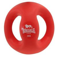 Dual Grip Handle Weight Ball 20LBS Fitness Training Friendly Environment