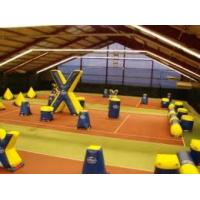 Buy cheap 0.6mm PVC Inflatable Paintball Bunker BUN47 for Paintball Sports from wholesalers