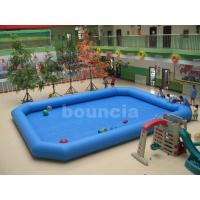 Wholesale Indoor Inflatable Water Pool For Paddle Boat Used in Entertainment Center from china suppliers