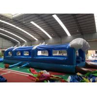 Wholesale 32'L Large Inflatable Slip N Slide Double Lanes Customized Design from china suppliers