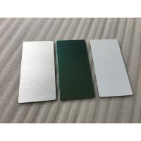 Wholesale Glossy Silver Aluminum Sandwich Panel Decorative ExteriorWall Panels from china suppliers