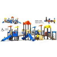 Wholesale Special Type Childrens Outdoor Slide Large Accessible Facility For Park from china suppliers