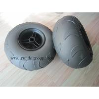 Wholesale Penumatic light sand beach wheel for cart , trolley and trailer from china suppliers