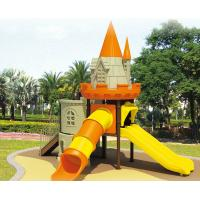 Buy cheap playgrounds equipment P-074 from wholesalers