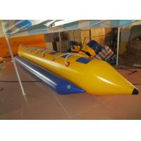 Wholesale Water Games Inflatable Banana Boat , lake & Seashore Inflatable Flying Fish 6.4 X 1.31m from china suppliers