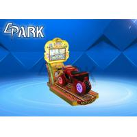 Wholesale Attractive Kiddy Ride Machine With HD LCD Display , Kid Moto Racing Game Machine from china suppliers