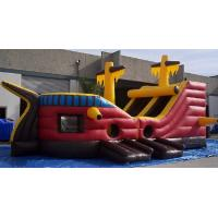Wholesale Pirate Ship Inflatable Combo from china suppliers