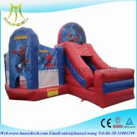 Wholesale Hansel New design clown kids inflatable amusement park from china suppliers