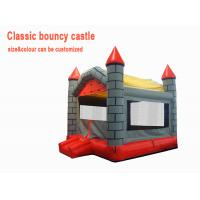 Wholesale High Quality Inflatable Bouncy House Classic Bouncy Castle Jumping Bouncer for Sale from china suppliers