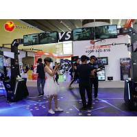Wholesale High Revenue Shooting Vr Walking Platform For Shopping Mall / Park from china suppliers