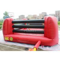 Quality Kids And Adults Inflatable Sports Games Boxing Ring 5 X 5 X 1.5 M Height for sale