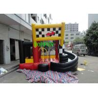 China Cute Mini Mushroom Inflatable Jumping Castle Kid Inflatable Bouncers on sale