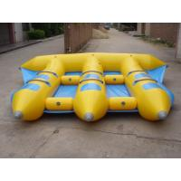 China Hot Air Welded Inflatable Flying Fish Boat for 6 Passengers on sale